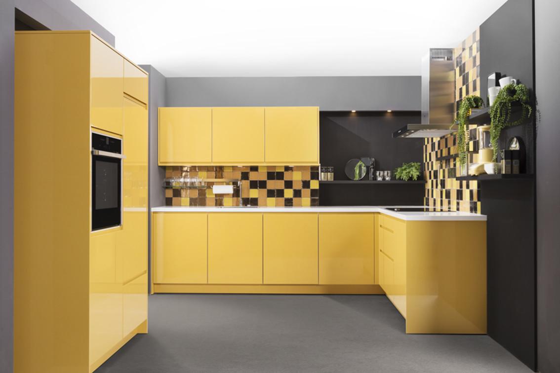 Keuken kleuren in uw keuken