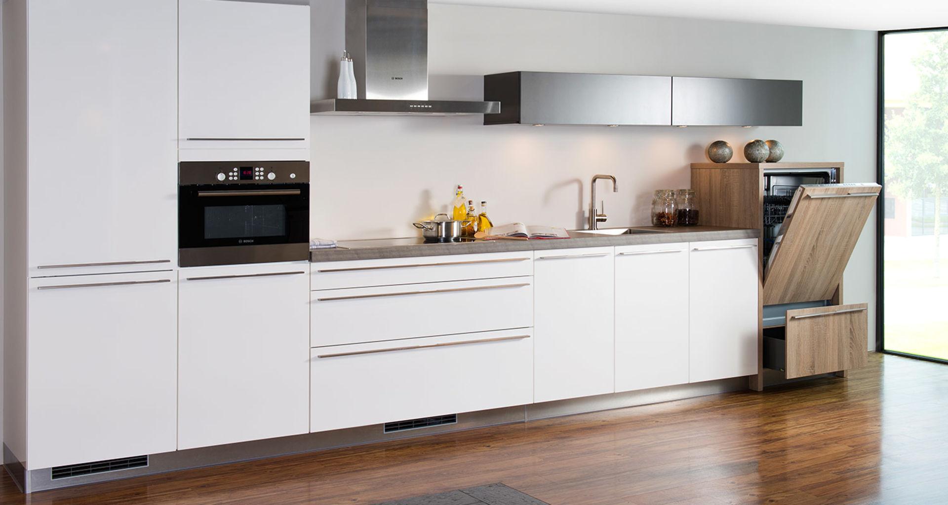 Rechte Keuken Veelzijdig En Compact
