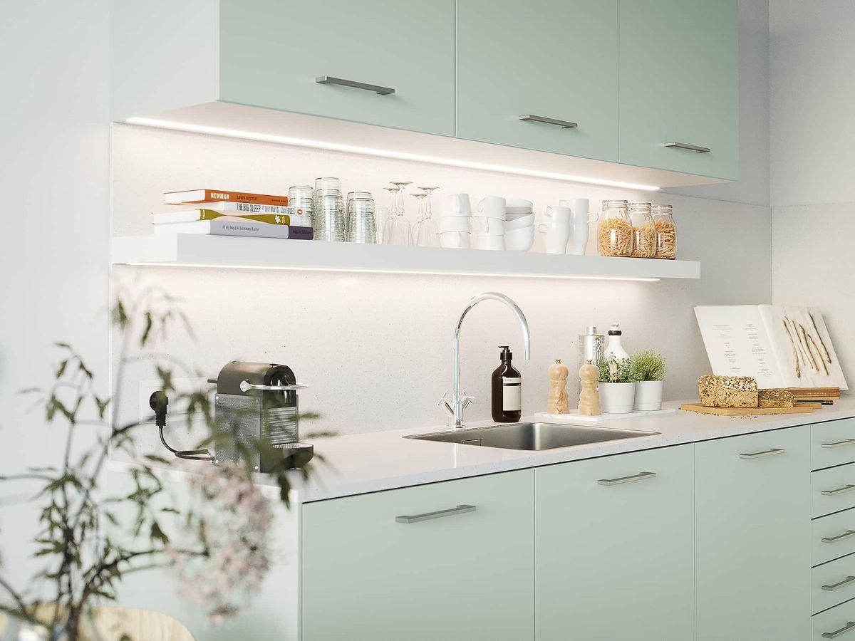 acryl keukenkastjes