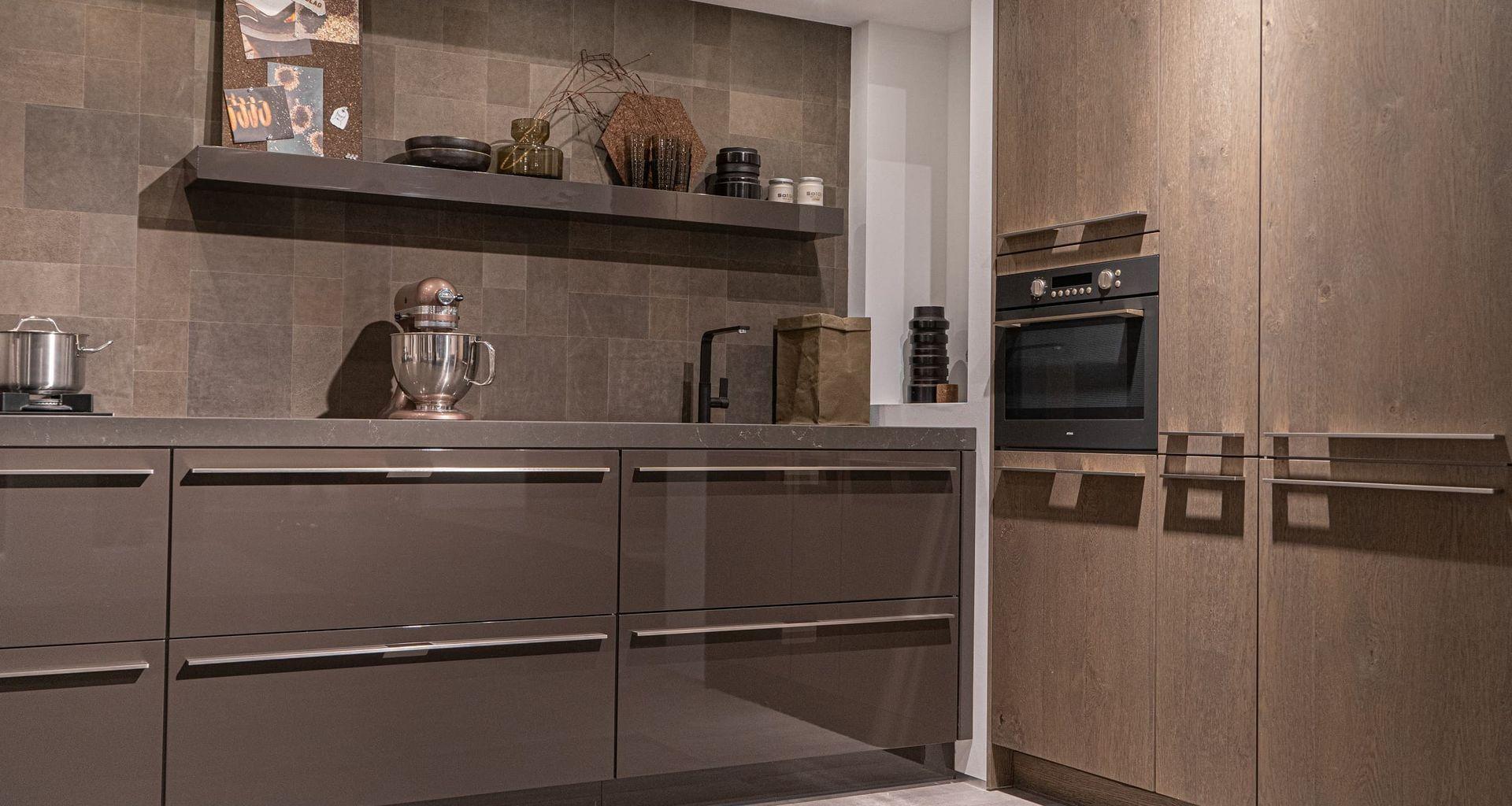 materiaal keukenkast