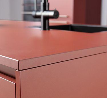 Materialen voor keukenkasten