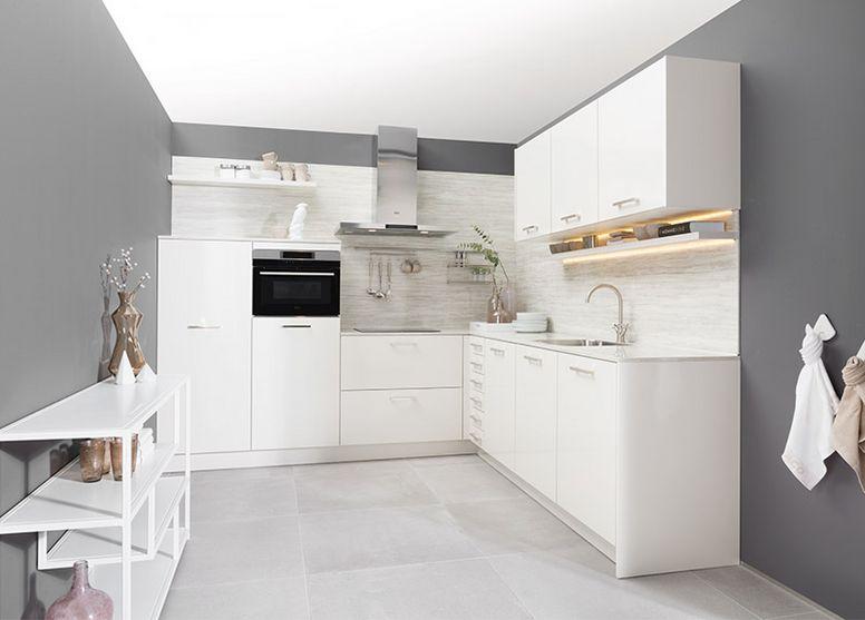 Moderne Nederlandse Keuken : Moderne keukens: strak en minimalistisch tulp keukens