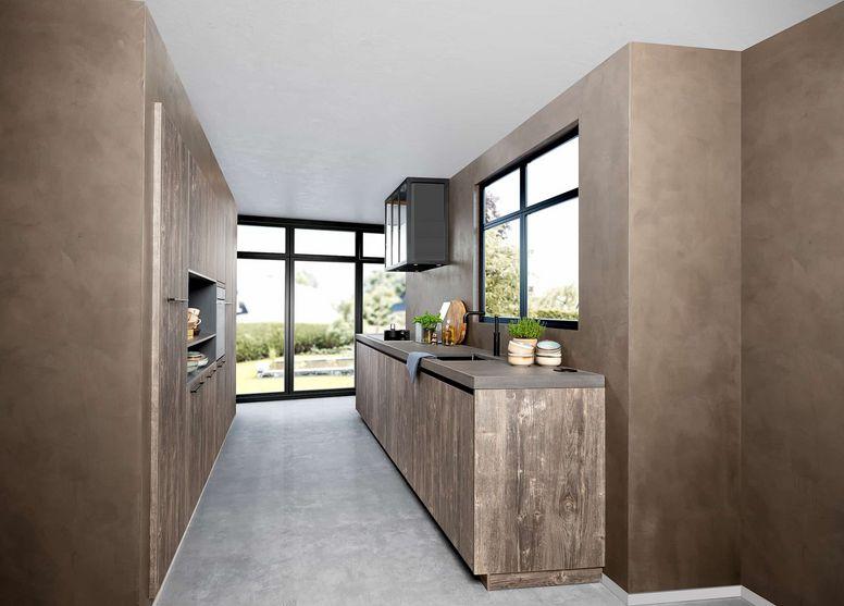 parallel keuken
