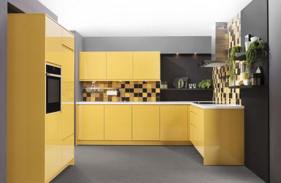 Gele Keuken 9 : Tulp keukens unieke keukens uit eigen fabriek