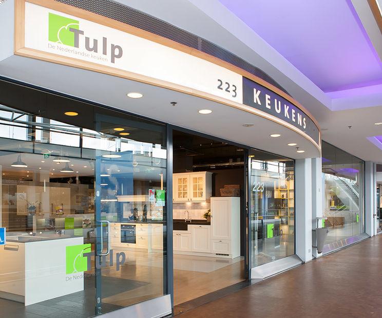 Industriele Keuken Rotterdam : Onze showroom in rotterdam tulp keukens
