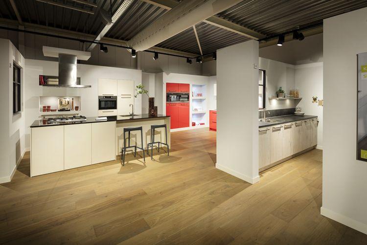 Onze Showroom In Breda Tulp Keukens