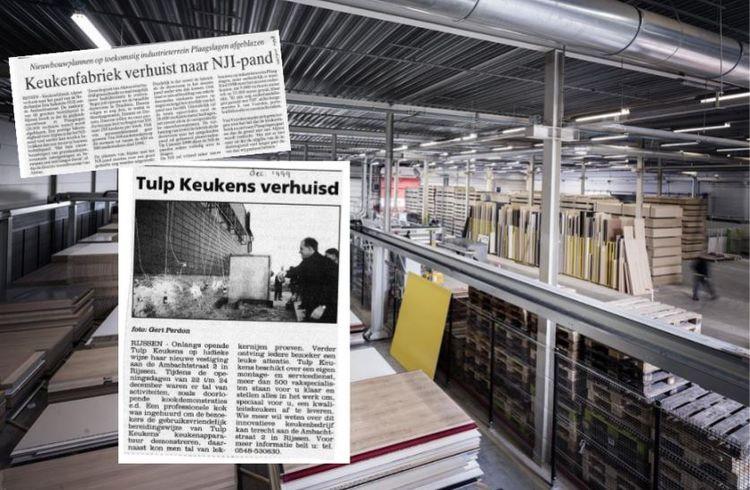 Tulp Keukens Alexandrium : Tulp keukens unieke keukens uit eigen fabriek