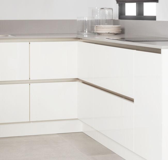 tulp keukens witte keuken