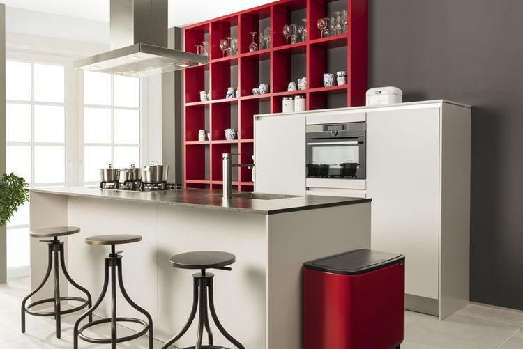 keuken rood