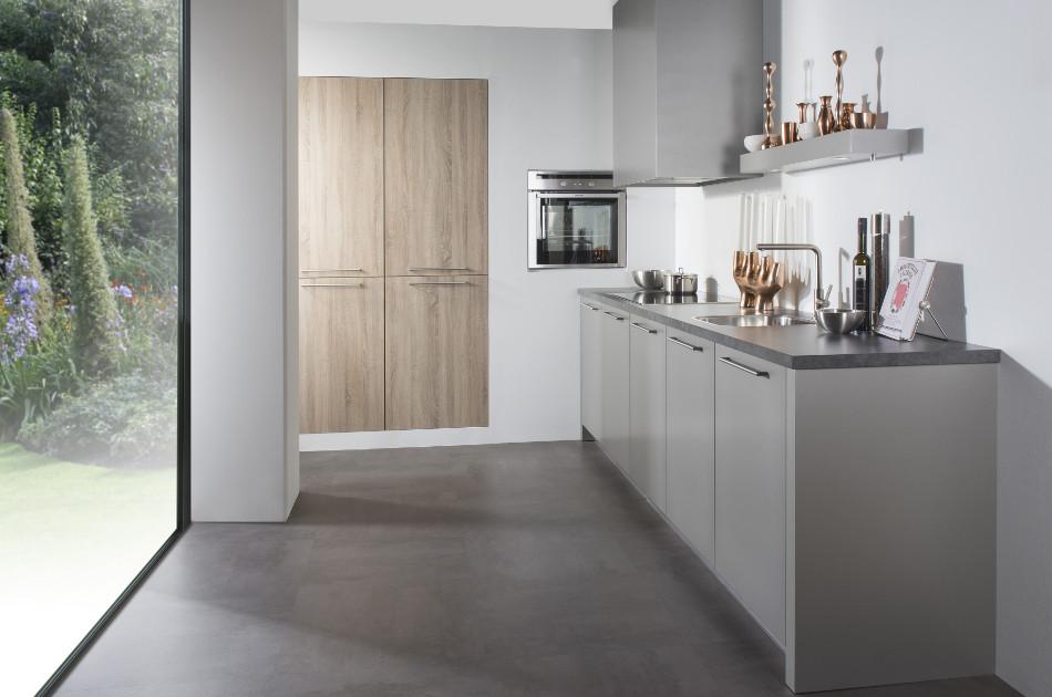 Beste Kleine keukens: meer ruimte dan je denkt - Tulp Keukens FE-65